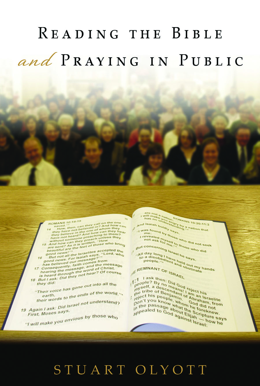 Advice on Reading the Bible in Public