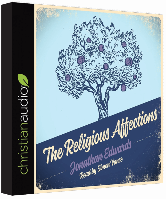 Free download of an audiobook of Edwards's Religious Affections