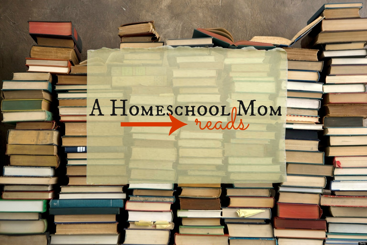A Homeschool Mom Reads: 2017 Reading List and January Books