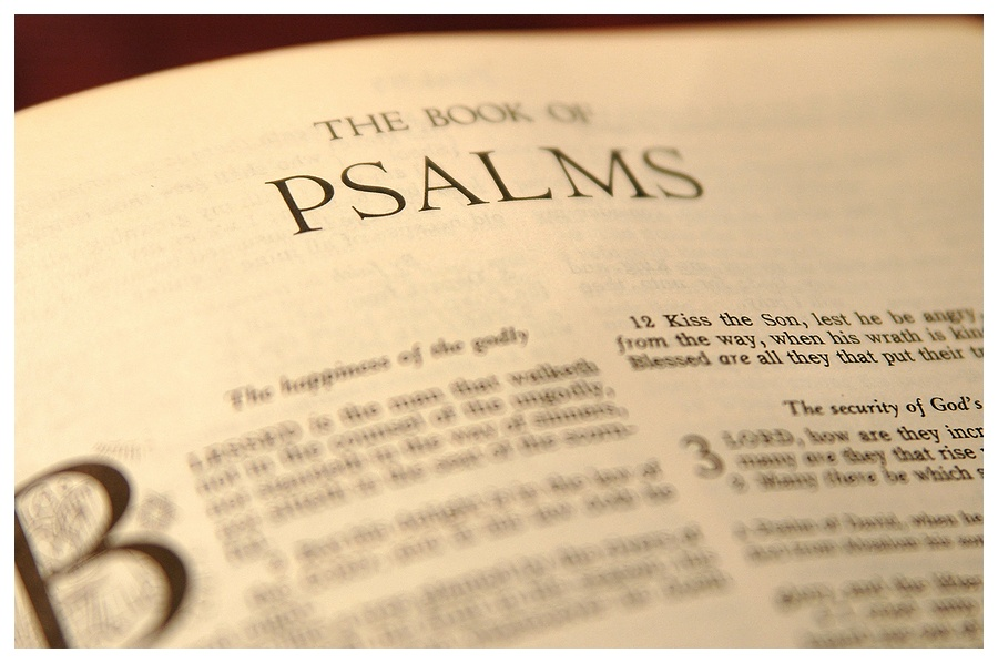 What can the psalms teach us about good hymn tunes?