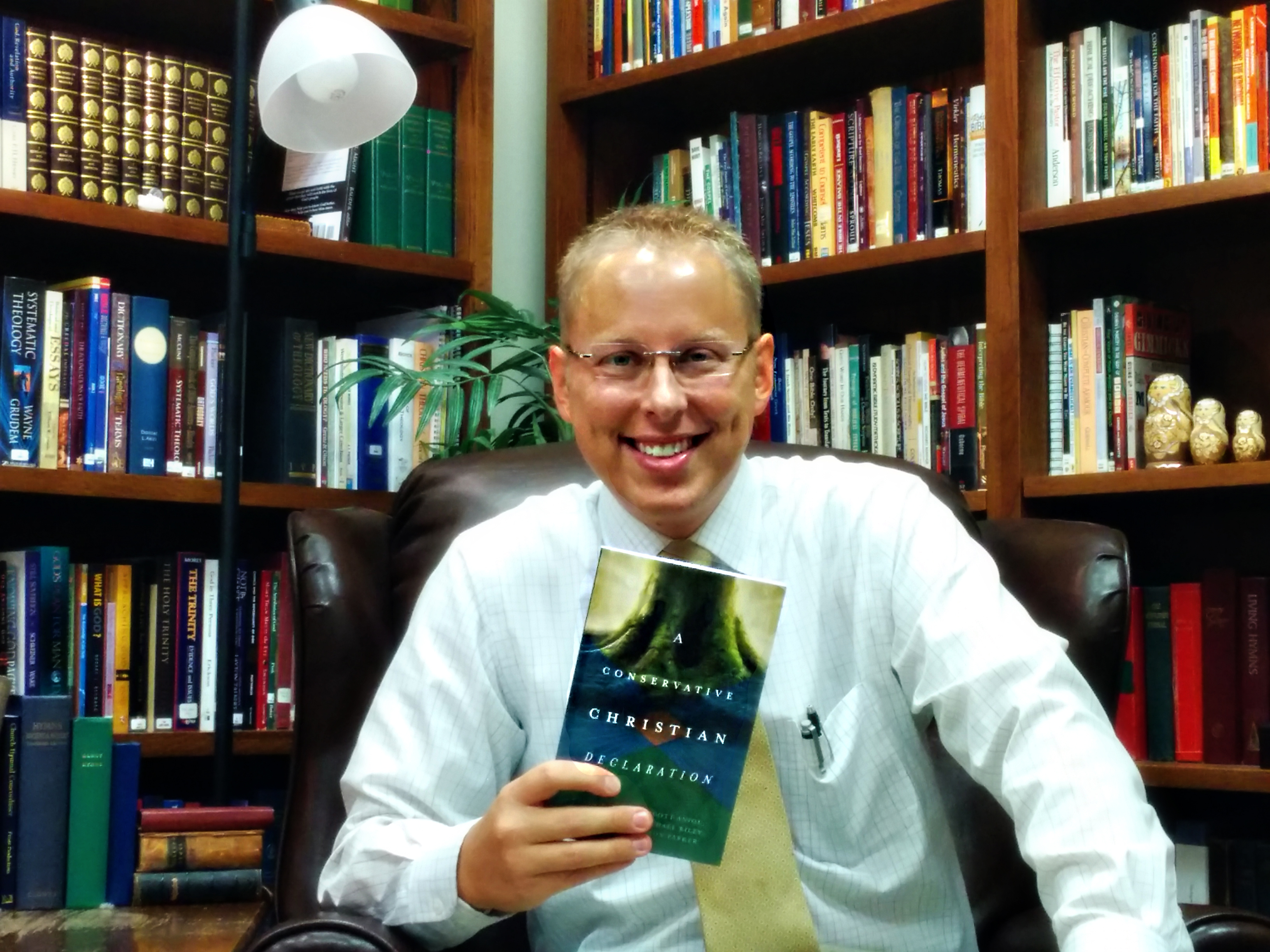 Announcing the publication of A Conservative Christian Declaration!