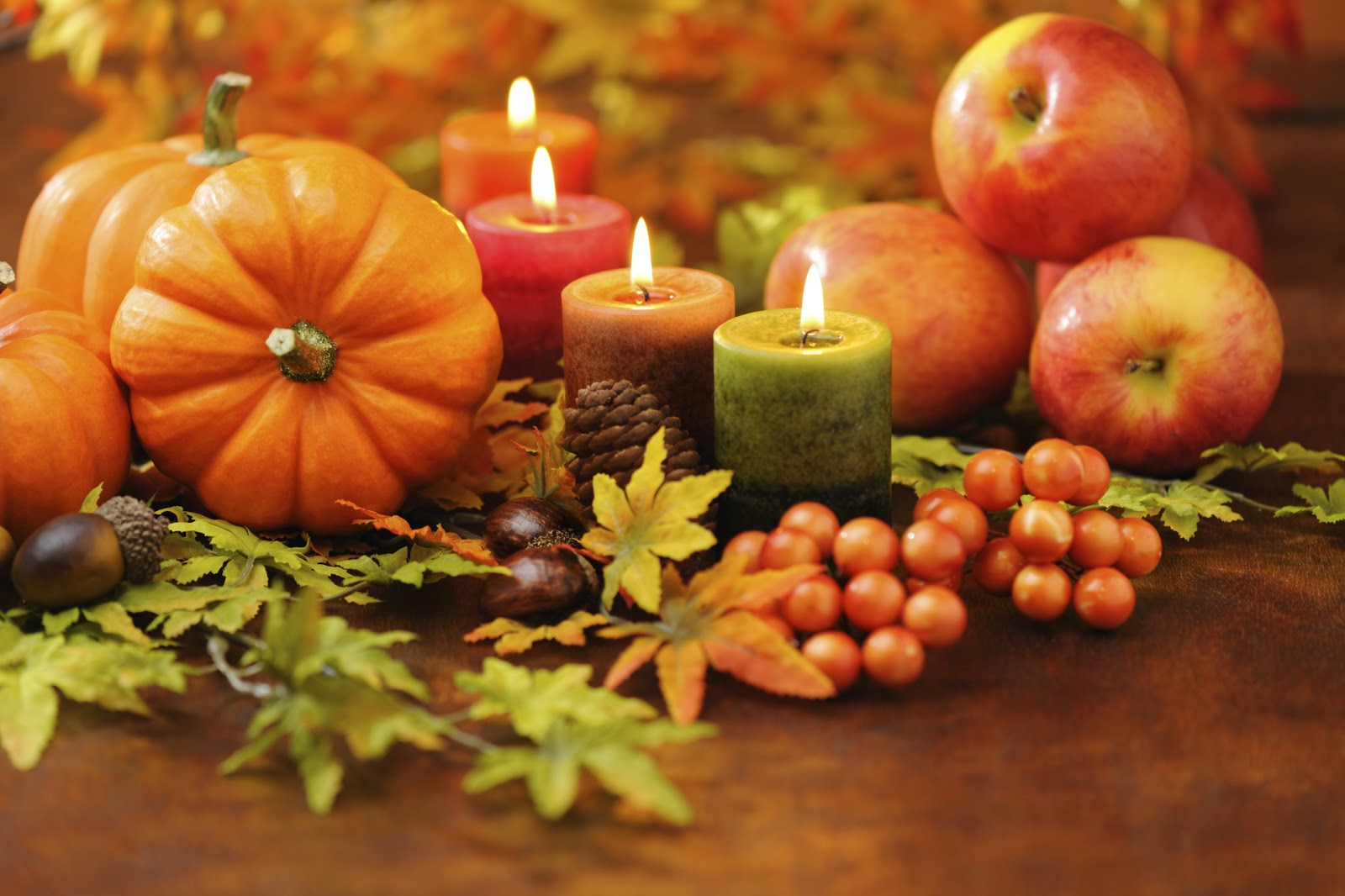 Thanksgiving: The Primary Worship Response