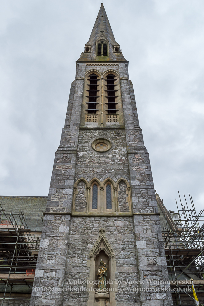Plymouth Cathedral Tower