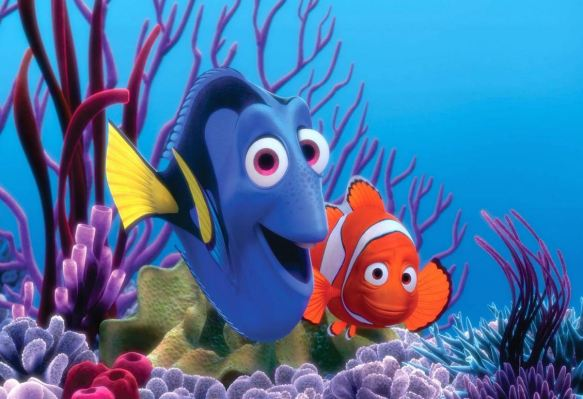 "Dory and Nemo would make excellent role models for values teaching without the judgemental ""hell"" and ""sin"" aspects."