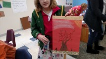 4th and 5th graders created artistic representations of our covenant