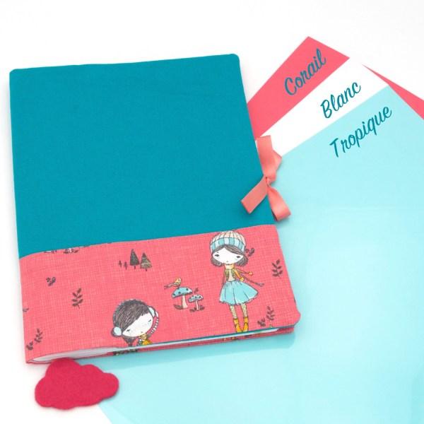 Thermoflex pour personnaliser le protège carnet de santé