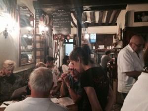Robert et Louise in Le Marais:)