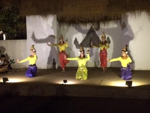 Dancers in Cambodia