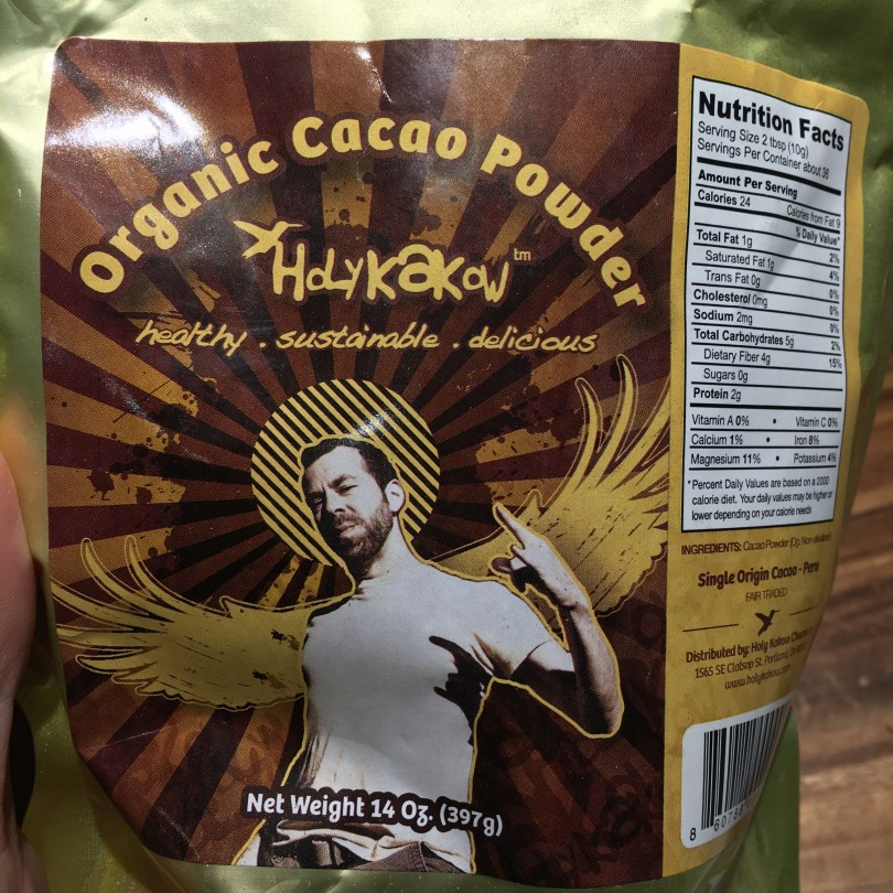 Say yes to raw cacao powder!!