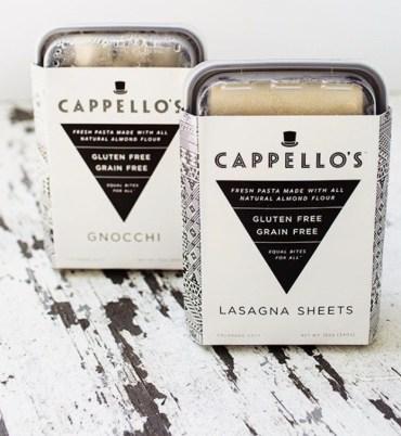 Cappello's Grain Free and Gluten Free