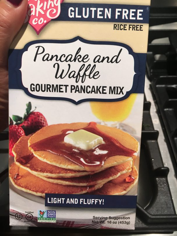 The Best GF Pancake Mix