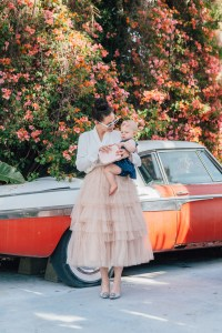 Blogger, RELish By Arielle shares photos from the first year of her daughter's life