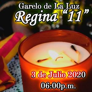 GARELO DE LA LUZ – JULIO 2020