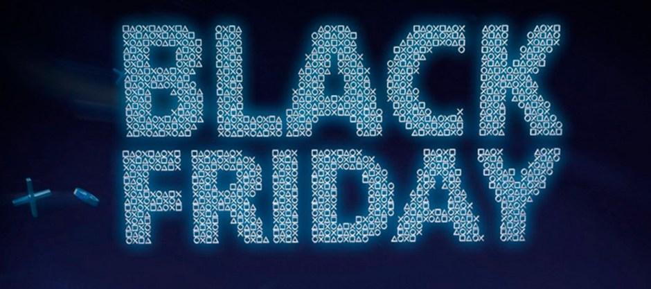 Black Friday Sony Banner