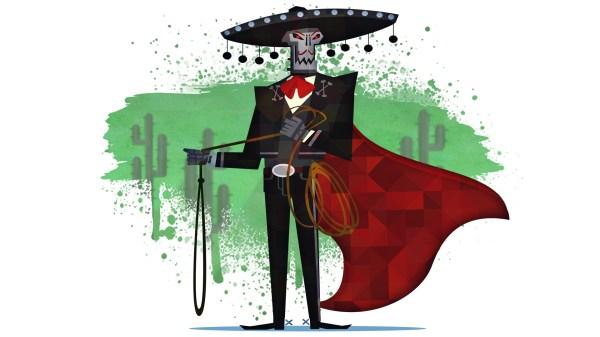 Carlos Calaca, el malo malísimo de este gran juego