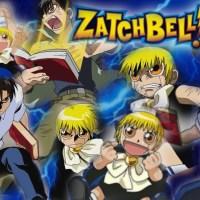 Anime recomendado: Zatch Bell!