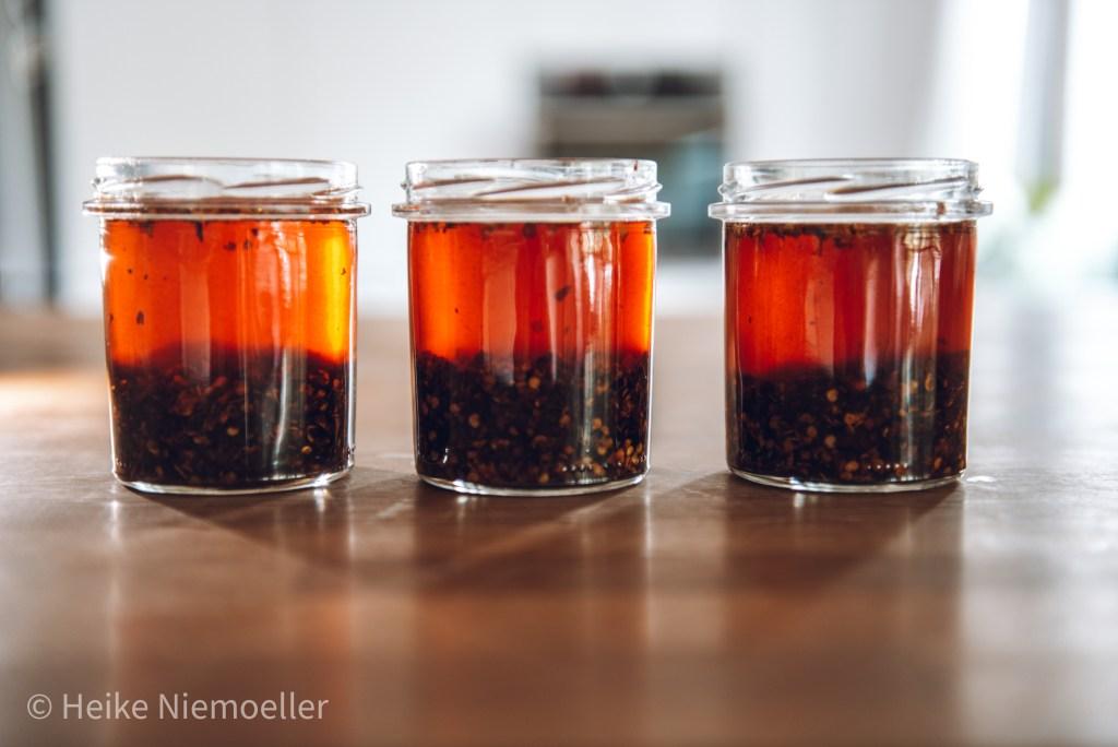 Chiliöl Selber Machen Nicht Nur Scharf Sondern Aromatisch Relleomein De