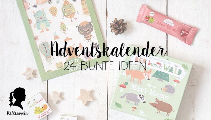 Adventskalender für Kinder – 24 Ideen