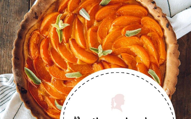 Aprikosenkuchen – vegan & zuckerfrei