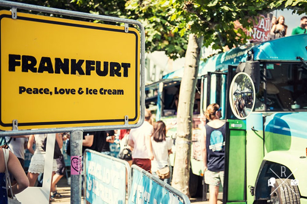 Ben and Jerry's Taste and Tunes Tour | relleomein.de #tasteandtunes #tasteandtunestour #benandjerrys #icecream