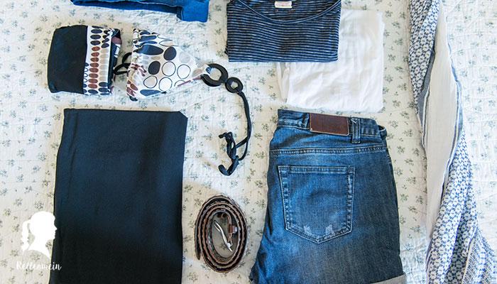 Koffer packen – Minimalismus im Urlaub