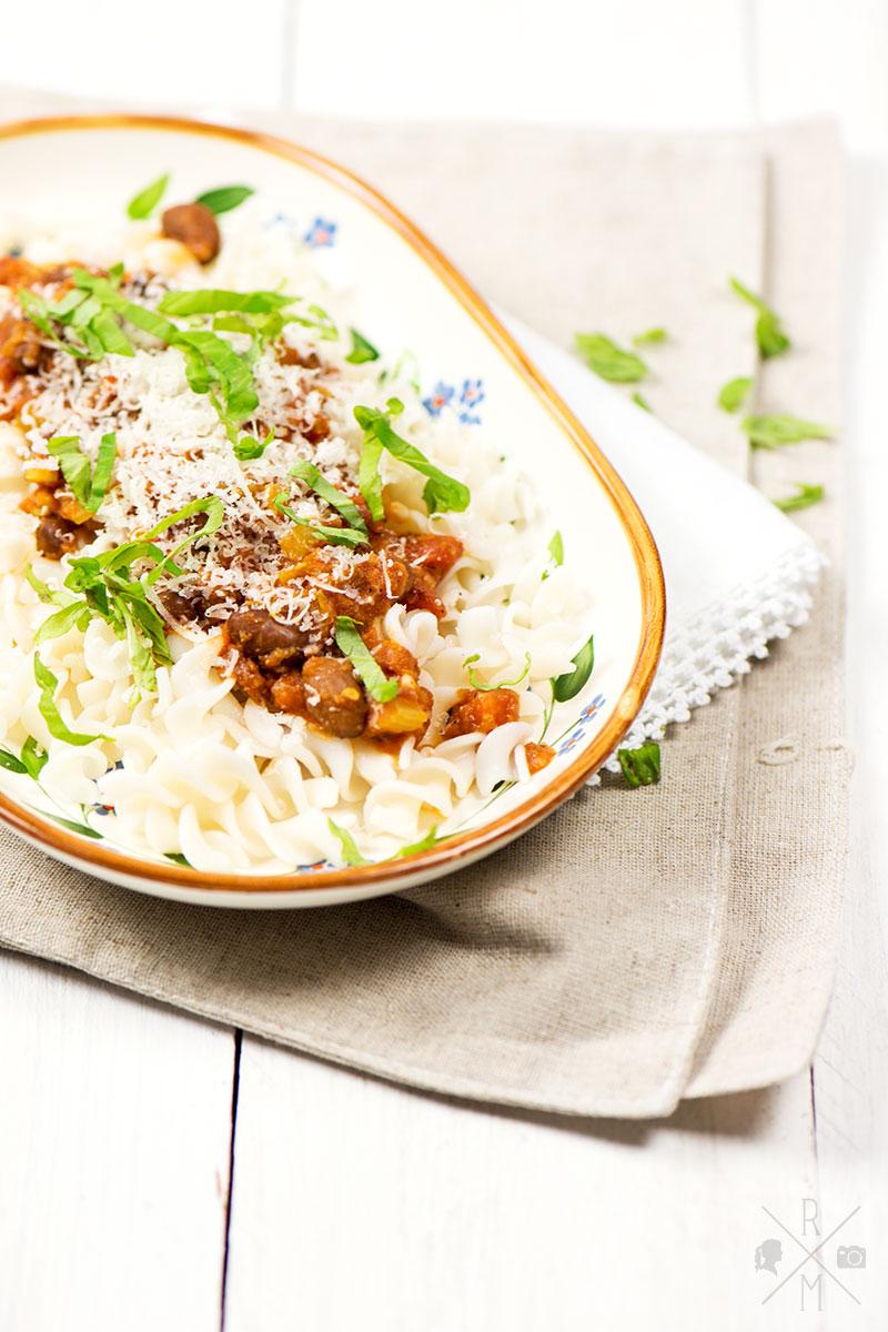 LEON Vegetarisch Buchrezension Review Pasta e Fagioli   relleomein.de