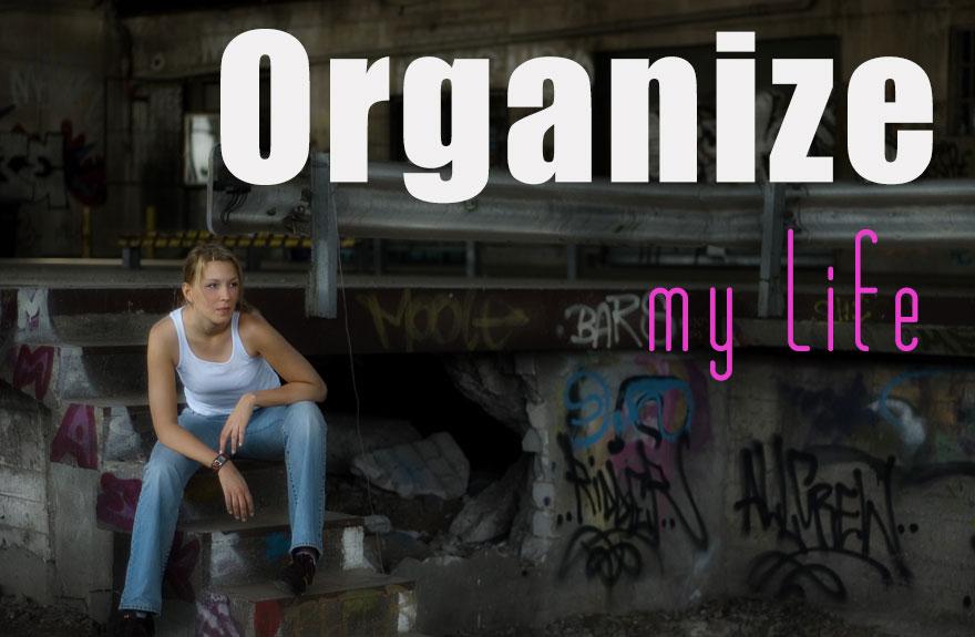 Organize My Life - Organisationstipps | relleomein.de