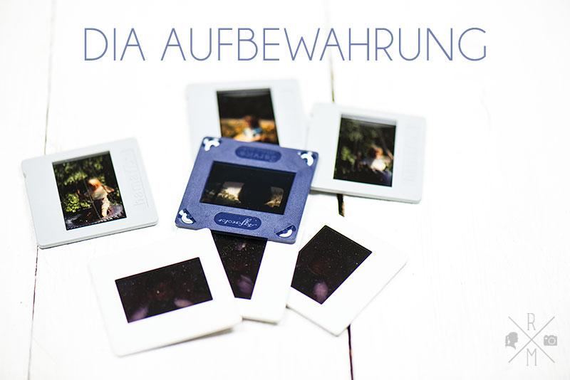 Tipps zur Fotoorganisation - Wie bewahre ich Dias platzsparend und gut organisiert auf | relleomein.de #organize #ordnung #declutter