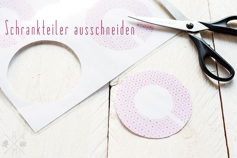 Schrankteiler selbstgemacht für mehr Ordnung im Kleiderschrank | relleomein.de #closetdividers #ordnung #printabel #diy