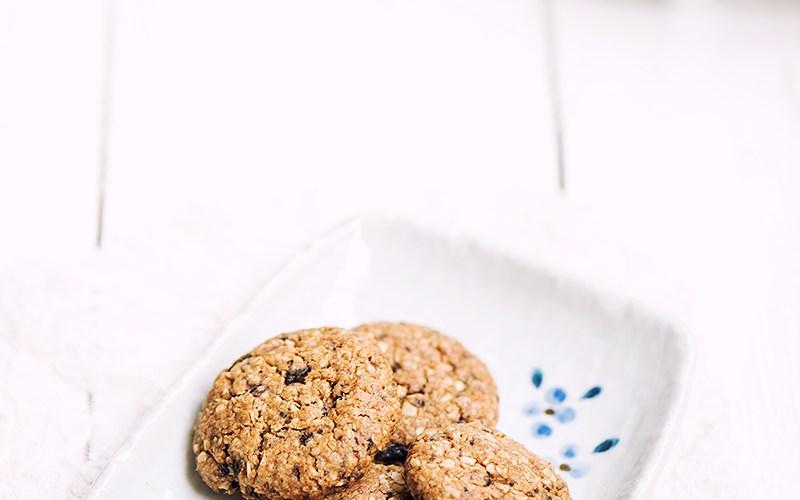 Schokoladenkekse aus dem Home Made Kochbuch ohne Ei, ohne Milch und ohne Butter | relleomein.de #ewek #food #ohneMilch #ohneEi #vegan #Kochbuchreview #Kochbuchtest #Kochbuchbewertung #Rezension