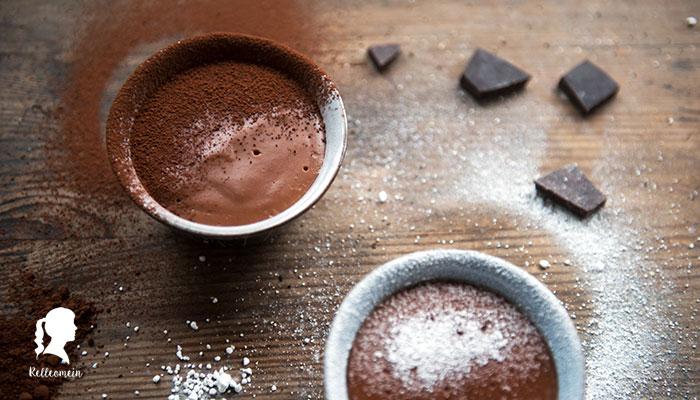 Schokoladenpudding Thermomix® Rezept