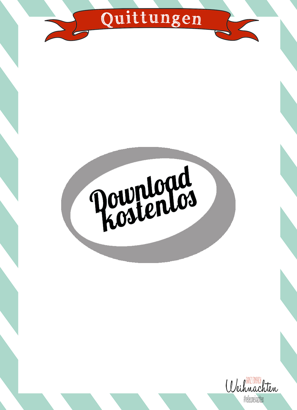 Weihnachtsplanung mit Printables Freebies kostenloser Download   relleomein.de