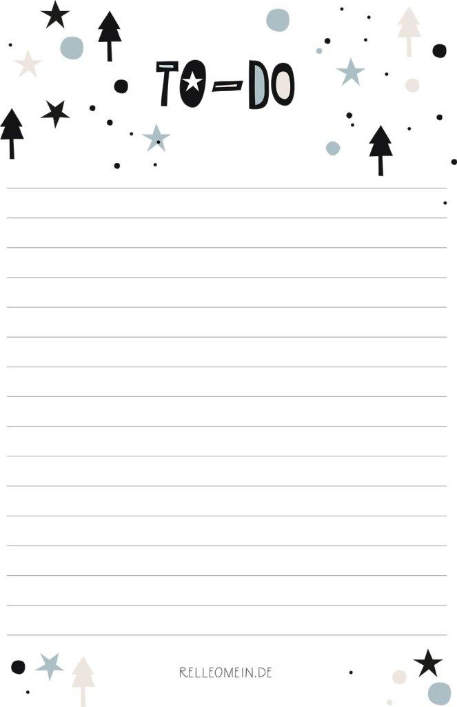 Weihnachtsplaner zum kostenlosen Download - Speiseplan für das Weihnachtsmenü - TodoListe - Geschenkeplaner | relleomein.de #printable #weihnachten #weihnachtsplaner #vorlagen #holidayplanner