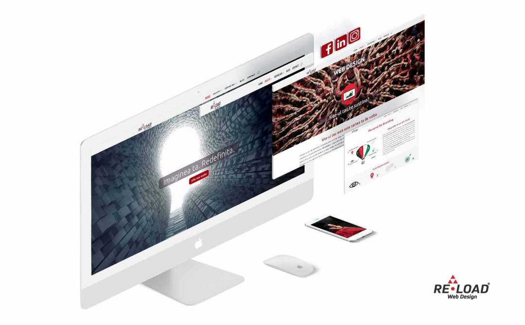Reload Concept Web Design