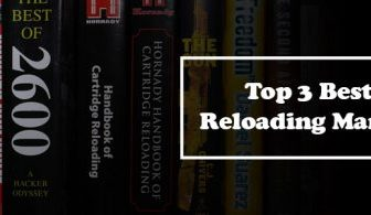 Do It Right! 3 Best Reloading Manuals 2017 [For Every Reloader]