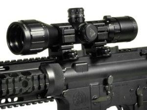 AR 10 Scope Optics