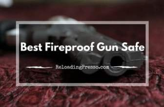 Burnin Down! 4 Of The Best Fireproof Gun Safes 2017 [Whats Left After?]
