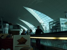 Dubai - Archtiektur im Transit
