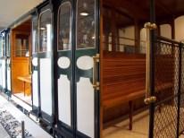 Restauriertes Cable Car von 1902 (?)