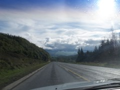 Somewhere between Hastings and Taupo