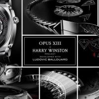 Harry Winston Opus XIII Watch By Ludovic Ballouard