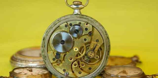 relojes mecánicos de bolsillo