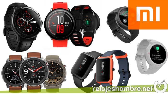 Relojes Xiaomi