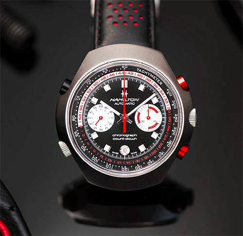 Reloj Hamilton Chrono-matic 50