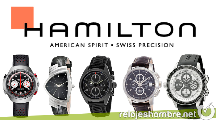 Relojes Hamilton para hombre