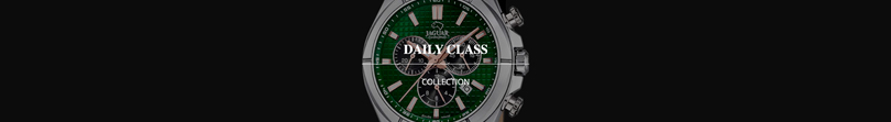 Relojes Jaguar Daily Class Collection