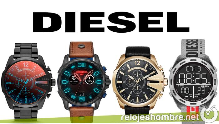 Relojes Diesel hombre