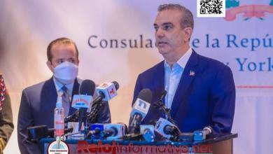 Photo of Abinader dice en Nueva York que todos los dominicanos deben aplicarse la tercera vacuna contra el Covid-19