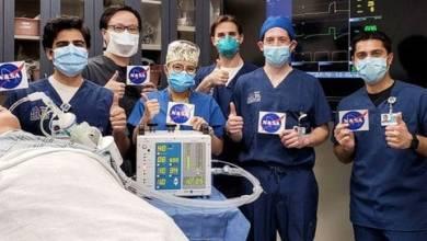 Photo of Investigadores peruanos ganan licencia de la NASA para fabricar ventiladores mecánicos de bajo costo