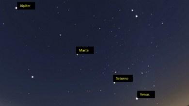 Photo of Una alineación de planetas brillará en el cielo nocturno este julio